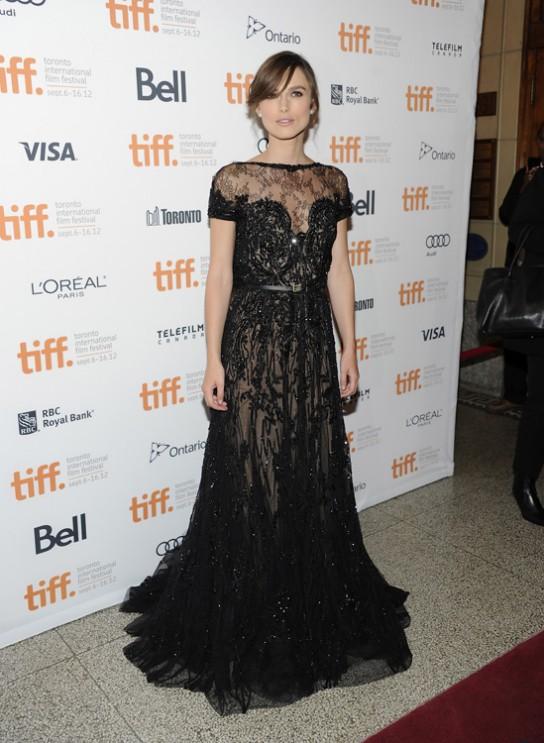 Los mejores vestidos del 2012