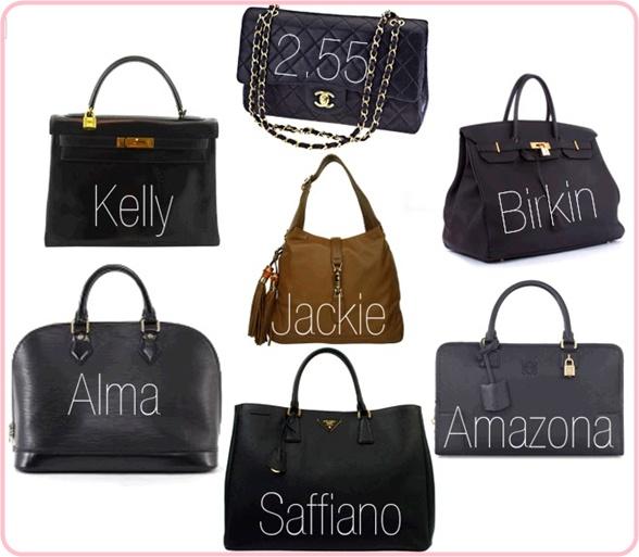 Los mejores bolsos para una mujer