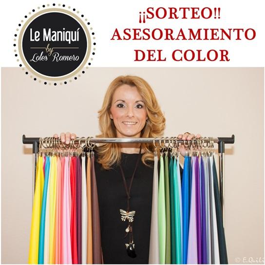 Sorteo en Facebook Asesoramiento del Color
