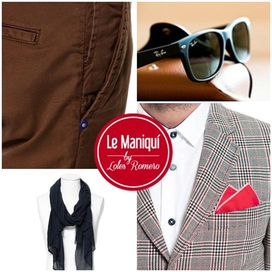 Ideas de vestir para hombres