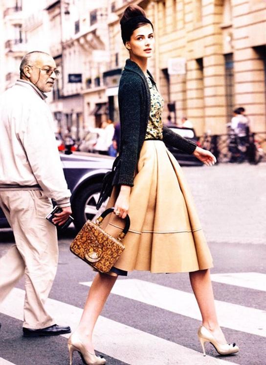Razones para comprar una falda Midi