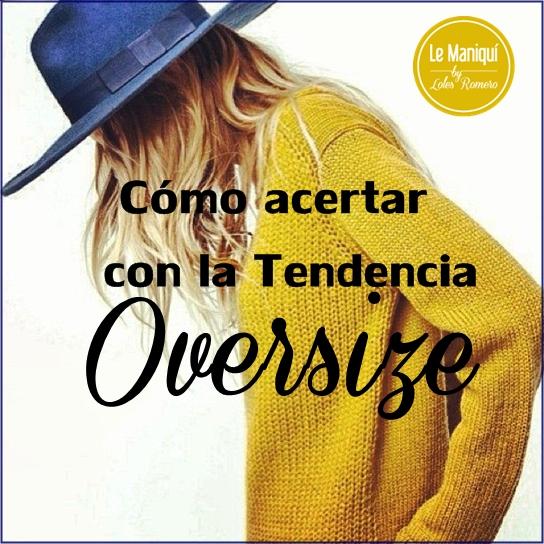 Tendencia-oversize