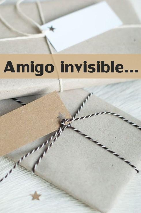 """¿Qué regalar al """"Amigo Invisible""""?"""