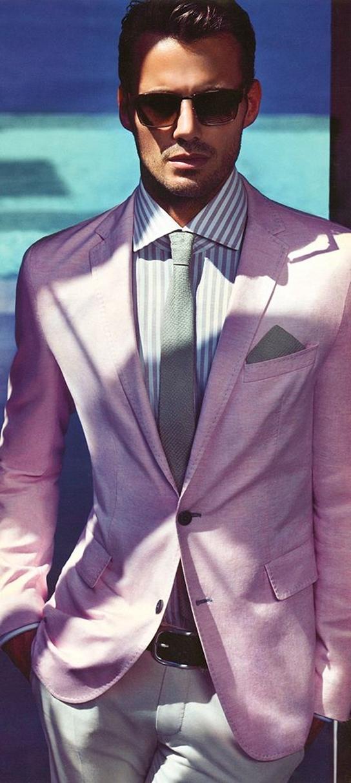 Ideas para vestir con traje en verano - Le Maniquí | Loles Romero ...
