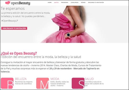 Open Beauty Las Provincias