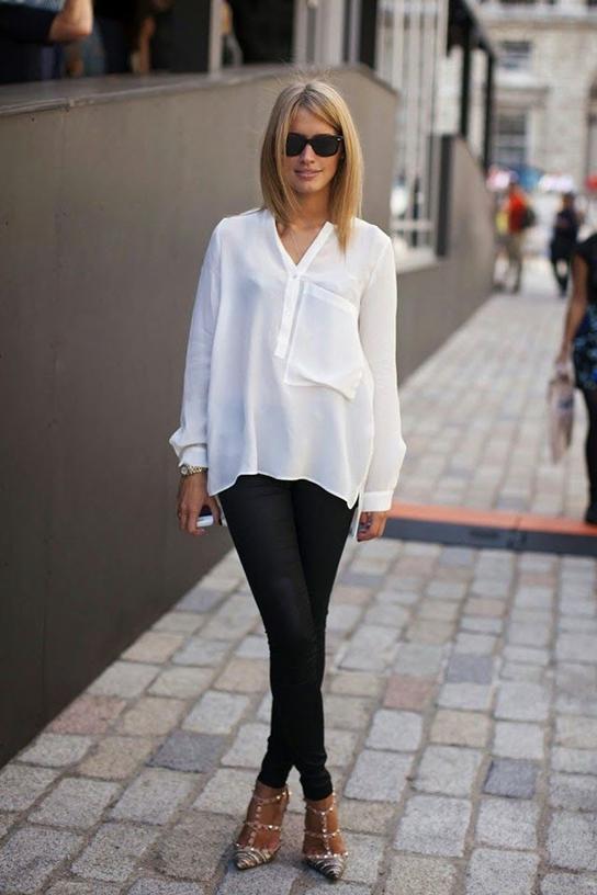 talla 40 737ba 71ff6 Cómo elegir la camisa blanca perfecta? - Le Maniquí | Loles ...