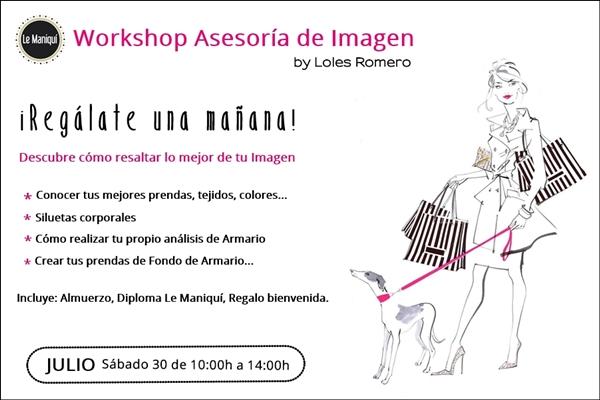 Asesoría de Imagen y Personal Shopper Valencia Loles Romero /Le Maniquí