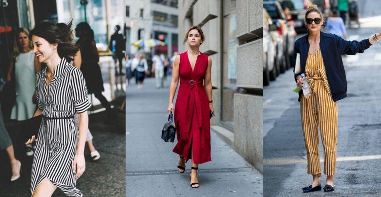 ¿Cómo vestir en verano para ir a la oficina?