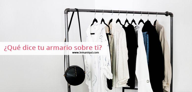 ¿Qué dice tu armario sobre ti?