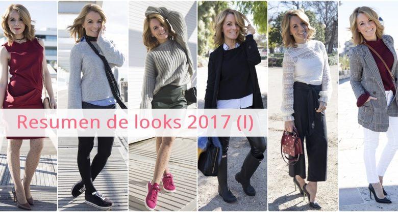 Resumen de Looks 2017 (I)