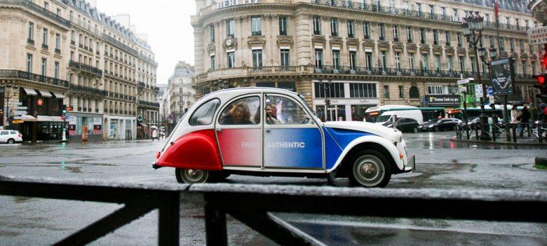 Mi viaje a París