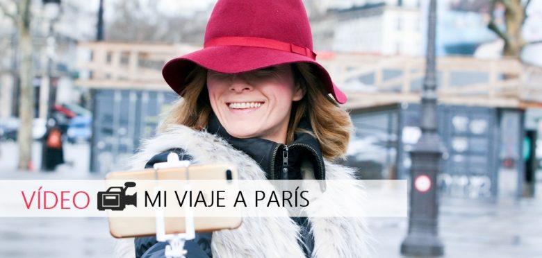 Vídeo: Mi viaje a París