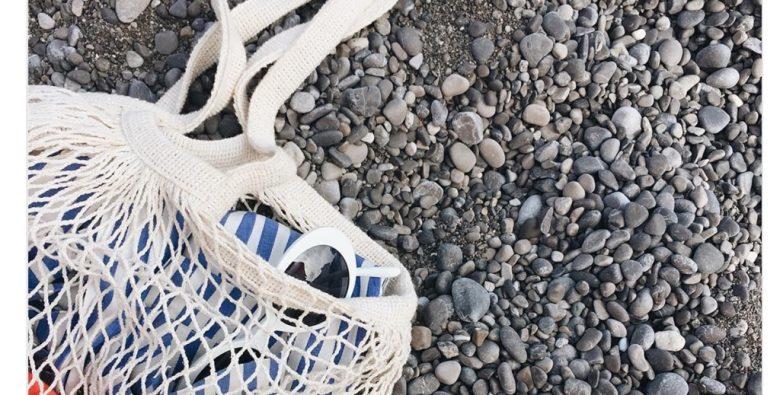 ¿Cómo llevar el bolso de red este verano?