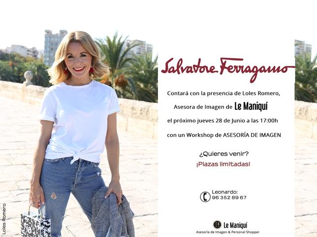 Workshop-Asesoría-de-Imagen-Salvatore-Ferragamo
