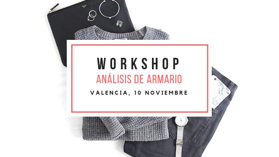 WORKSHOP Análisis de Armario