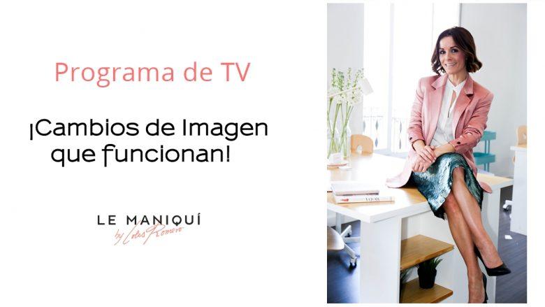 """Le Maniquí en TV """"Programa Prop de tú"""""""