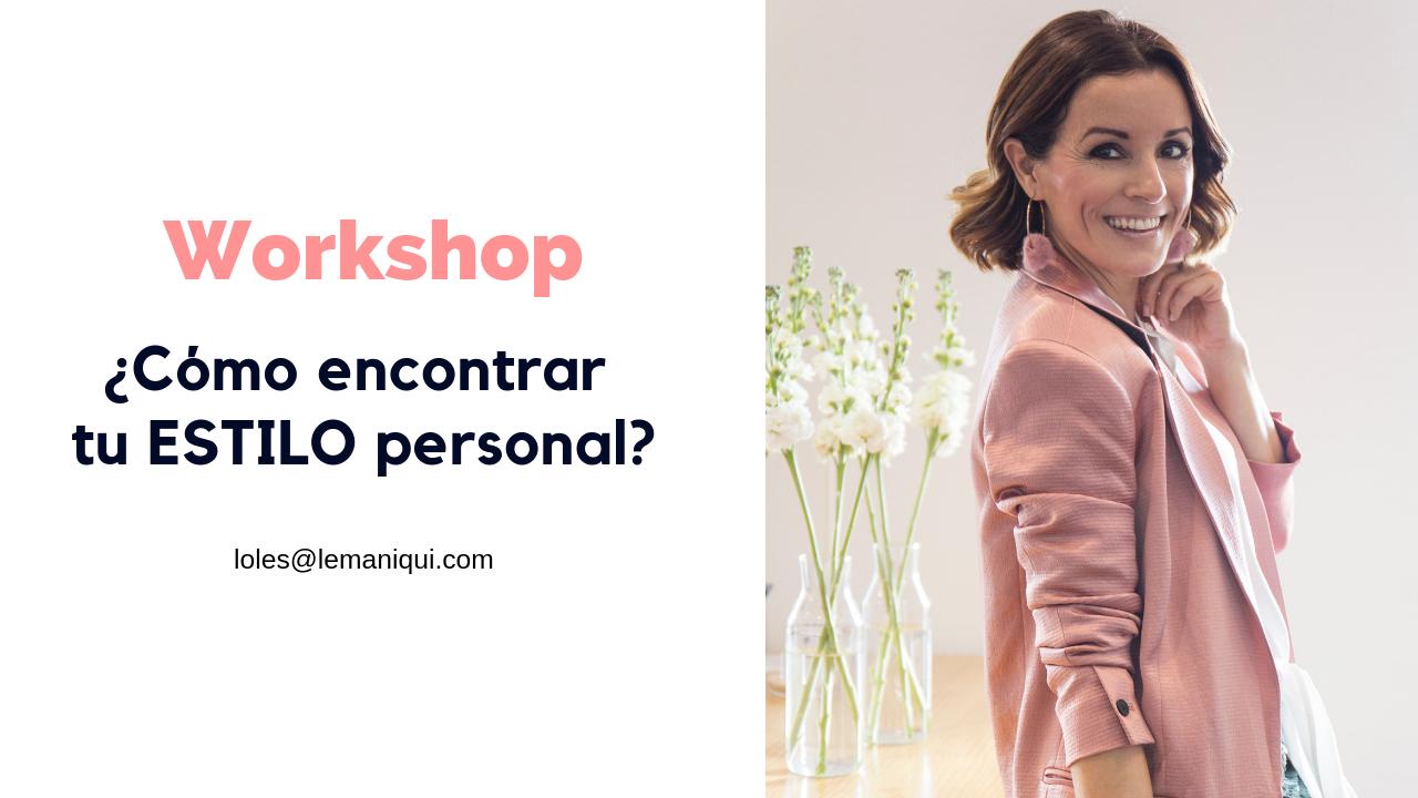 workshop-encontrar-estilo-personal