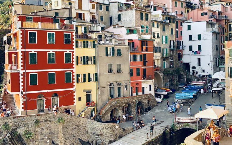 Mi look de Cinque Terre